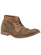 H By Hudson - Mid chukka boot