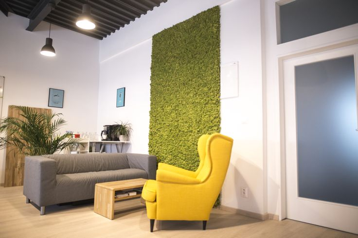 Osviežujúci interiér