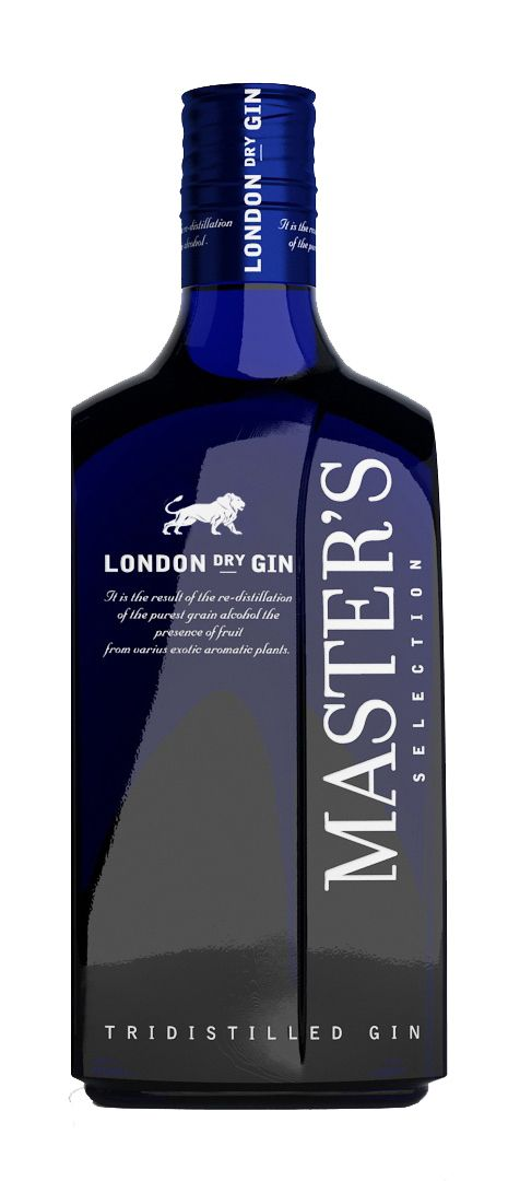 Masters Selection London Dry Gin PD ginfusion