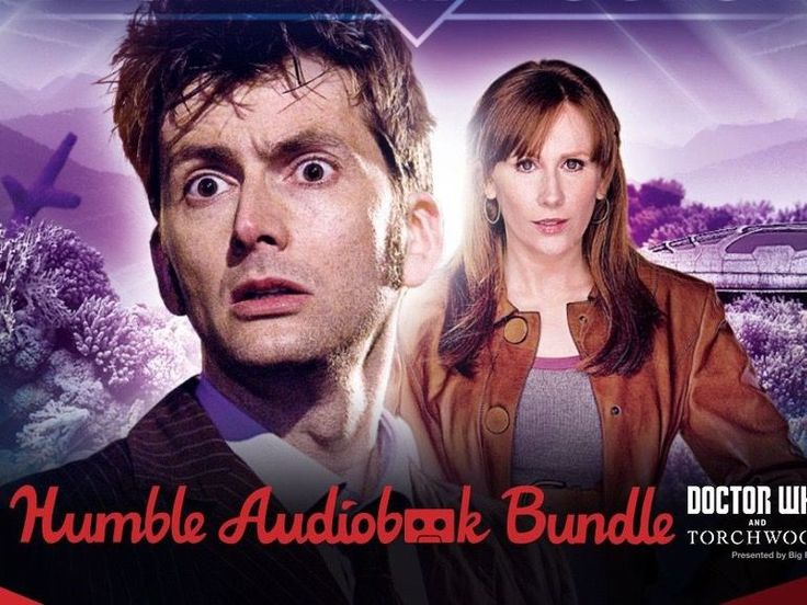 'Doctor Who' audiobooks get the Humble Bundle treatment