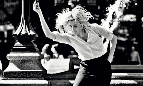 """Frances Ha (2012) Noah Baumbach, Brazil / USA   """"The perfect movie about what it is to be young and lost and hopeful.""""  — Tom Charity"""