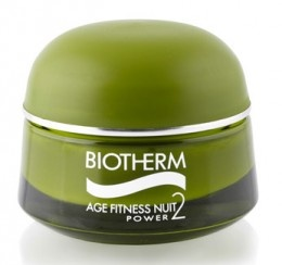 Biotherm Age Fitness Power 2 Night Moisturiser - Normal & Combination Skin 50ml