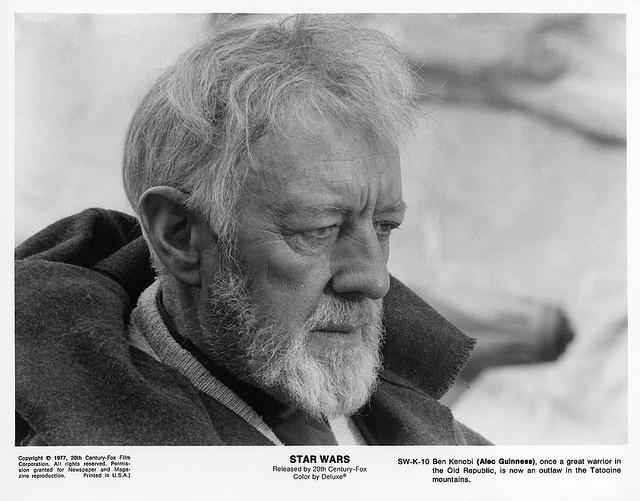 17 Best Obi Wan Kenobi Quotes On Pinterest