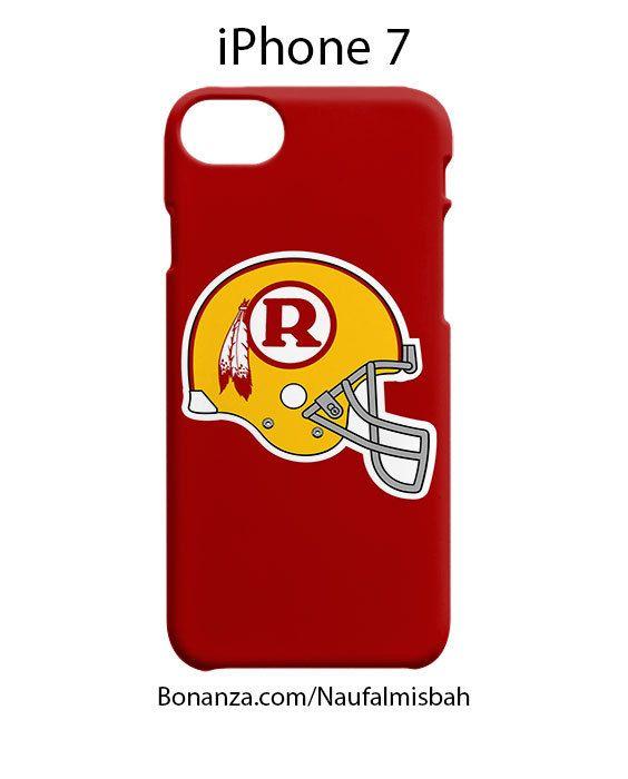 Washington Redskins Helmet iPhone 7 Case Cover Wrap Around