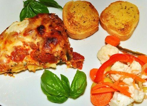 Chicken Lasagna – Healthy Recipe | Fit na Fit