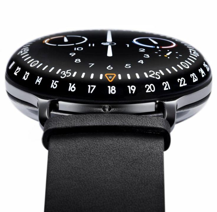 """Zeit für neue Formen: Auch die """"Type 3b"""" interpretiert Uhrmacherei neu"""