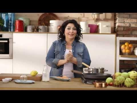 Mautner Zsófi - Grillezett lazac citromos mártással és sült brokkolival - YouTube