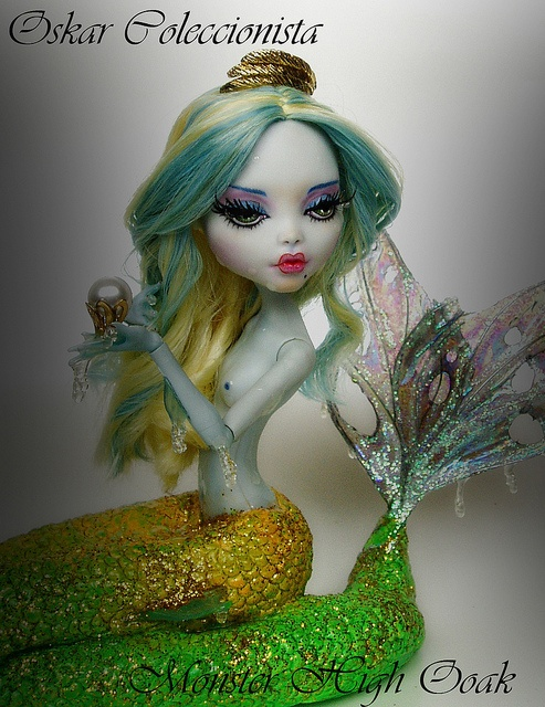 Lagoona Mery Monster High Ooaknna Mery Monster High Ooak | Flickr - Photo Sharing!