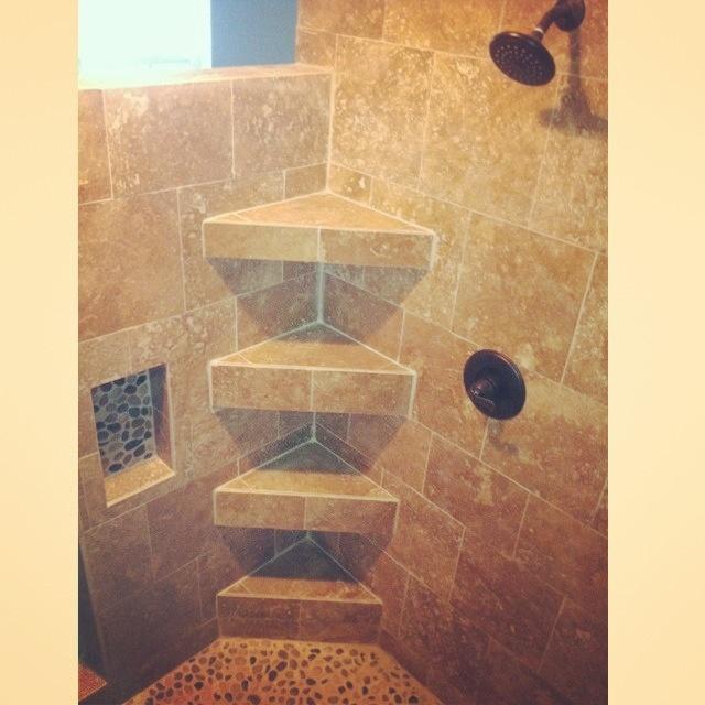 25 best Shower Shelves images by BE on Pinterest | Shower shelves ...