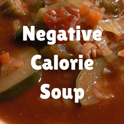 """Dr. Oz Talks About Negative Calorie Foods and Shares A Negative Calorie Soup Recipe – Eat More To Lose More Have you ever heard of """"Negative Calorie Foods""""? If not, you may be c…"""