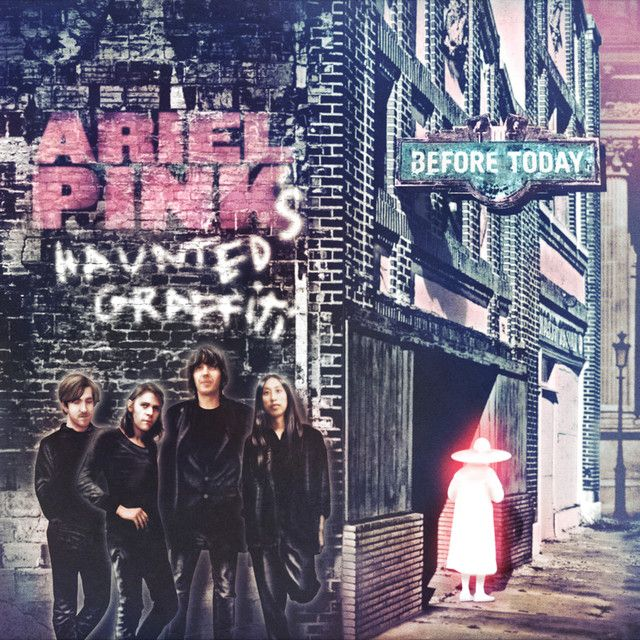 """""""Round And Round"""" by Ariel Pink's Haunted Graffiti was added to my Discover Weekly playlist on Spotify"""