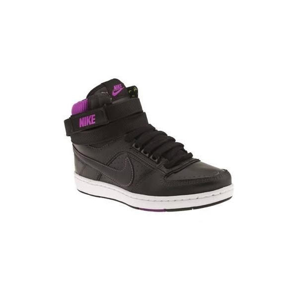 Women's Dark Grey Nike Delta Lite Mid Si Strapii at Schuh ($99) found on Polyvore....LOVE NEED