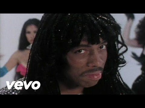 "MUSIC VIDEO: ""Super Freak"" - by - Rick James. - YouTube. (Never do things by half - measures. If you're gonna be a freak, be a super freak!)"