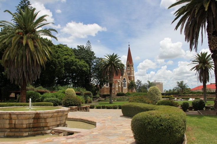Visiting Windhoek, Your Gateway to Namibia