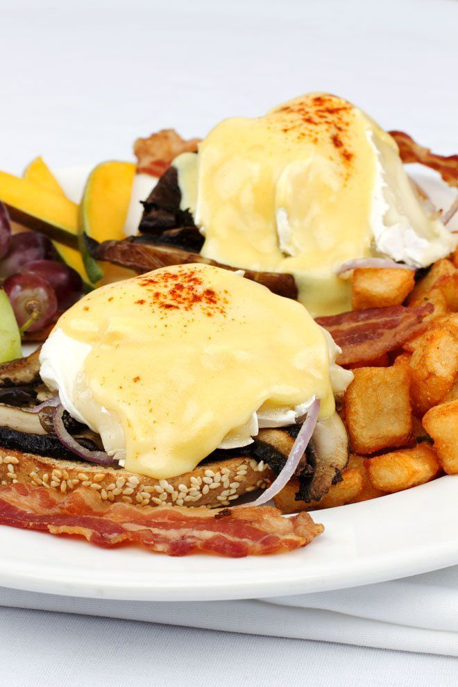 Who Created Eggs Benedict?
