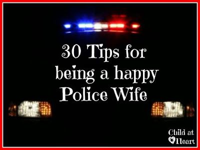 tips for dating a police officer Dating a police officer means dating a responsible member of the community who has made it their living to protect the tips on dating latina women or latino men.