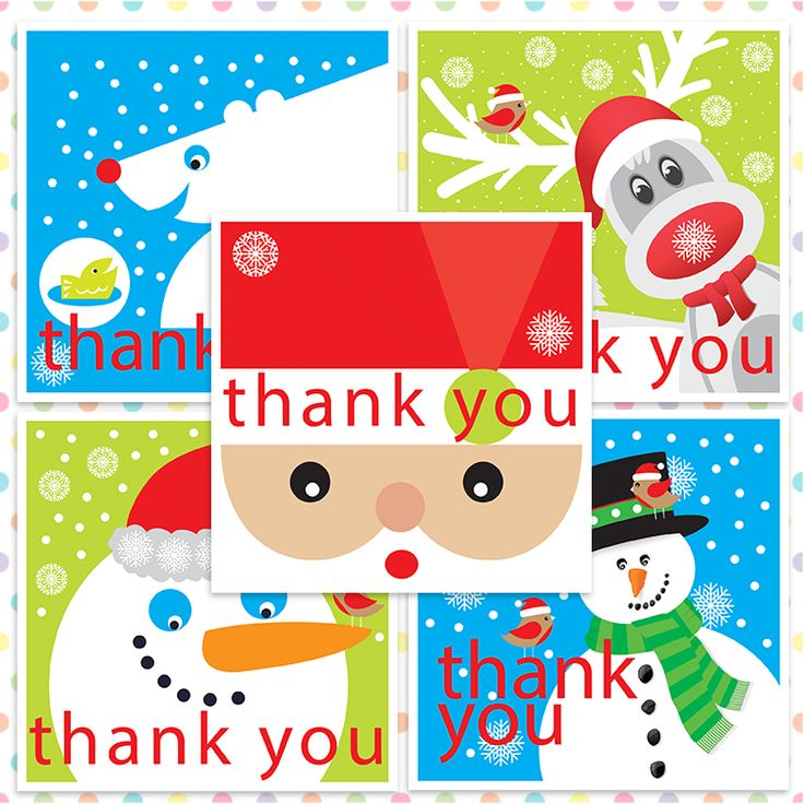 Best Fun Kids Thank You Cards Images On   Kids Thank