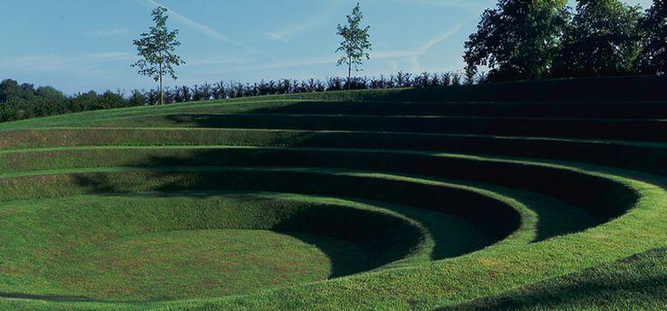 119 best images about landform on pinterest gardens for Terrace landform