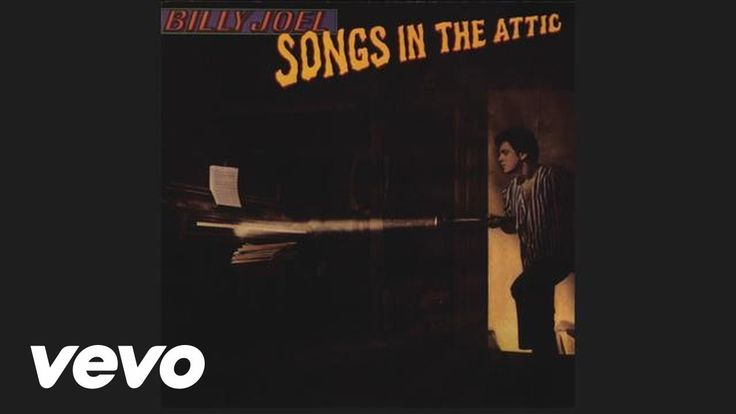 Billy Joel - Say Goodbye to Hollywood (Audio)