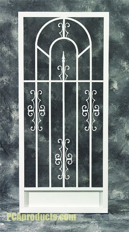 1000 Ideas About Aluminum Screen Doors On Pinterest