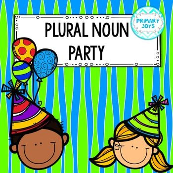 This product will provide a fun, easy way to review plural nouns with your students. Included in this packet are word cards to review whether words are plural or singular, anchor charts to explain plural nouns, worksheets for extra practice, and task cards with recording sheets.