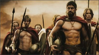 "Visit http://www.primeworkout.com to see Gerard Butler's ""300"" workout."
