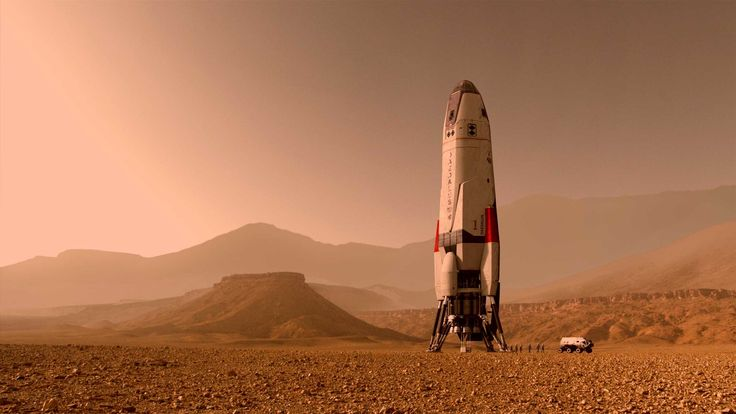 Inside Nat Geo's Incredible Documentary Mission to Mars.... can't wait to see this in November!