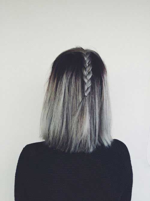 These Days Most Popular Short Grey Hair Ideas | http://www.short-haircut.com/these-days-most-popular-short-grey-hair-ideas.html