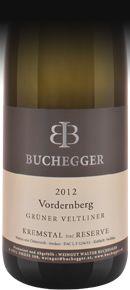 Gruner Veltliner | Buchegger 2012