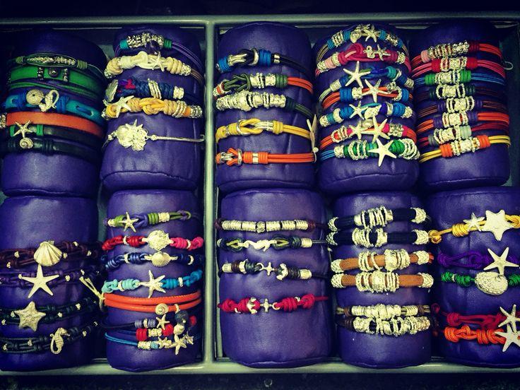 orafitripodi#tripodi #ilcrogiuolo#orafi#orafitripodi#bracciali#argento#colors