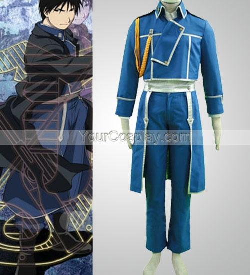 Fullmetal Alchemist Military Uniform Cosplay Uniform, FullMetal Alchemist Costumes, Cosplay Costumes