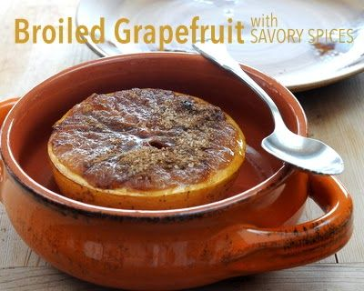 Broiled Grapefruit: Three Different Ways to Broil Grapefruit, All Easy!