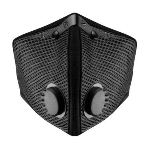 Maska Antysmogowa RZ MASK M2 Mesh BLACK (filtr HEPA) , Maski Antysmogowe, Ruch - OrtoModa.pl, Maska przeciwpyłowa, Maska sportowa