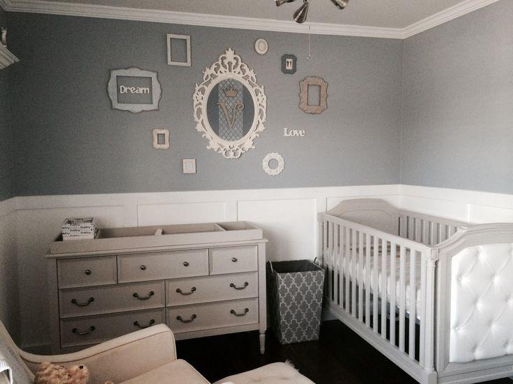 297 best Glam rooms images on Pinterest Babies nursery Nursery