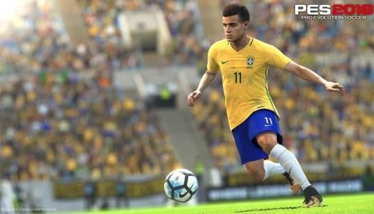 Review: Pro Evolution Soccer 2018 is another solid entry from Konami | GameCrate: Pro Evolution Soccer 18 is another viable competitor to…