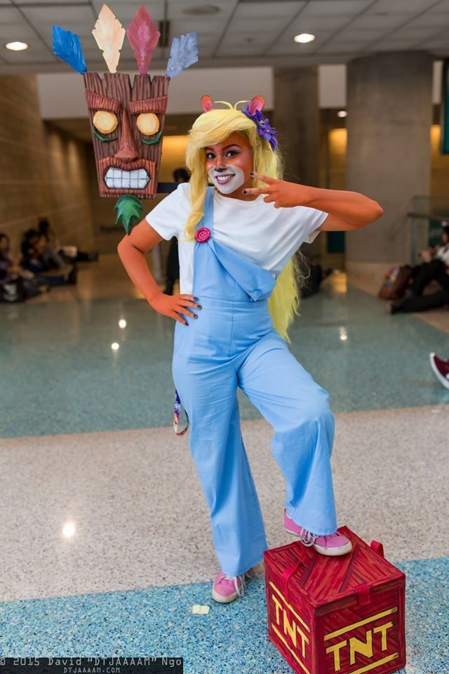 This cosplay just caught my eye