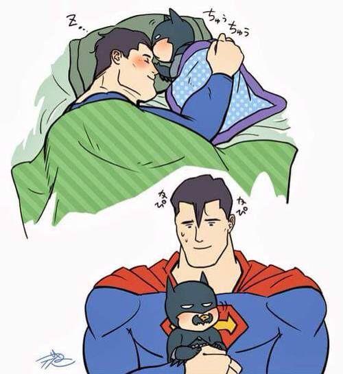 Superbat | SuperBat | Superman x batman, Batman, superman, Superman x