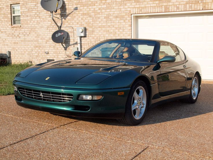 Ferrari 456 - Handschalter, Zahnriemen neu!: 65.000€ - Wöchentliche Videos über außergewöhnliche Automobile sowie Berichte von automobilen Veranstaltungen | Weekly videos about extraordinary cars as well as car-event coverage. http://youtube.com/steffeningwersen