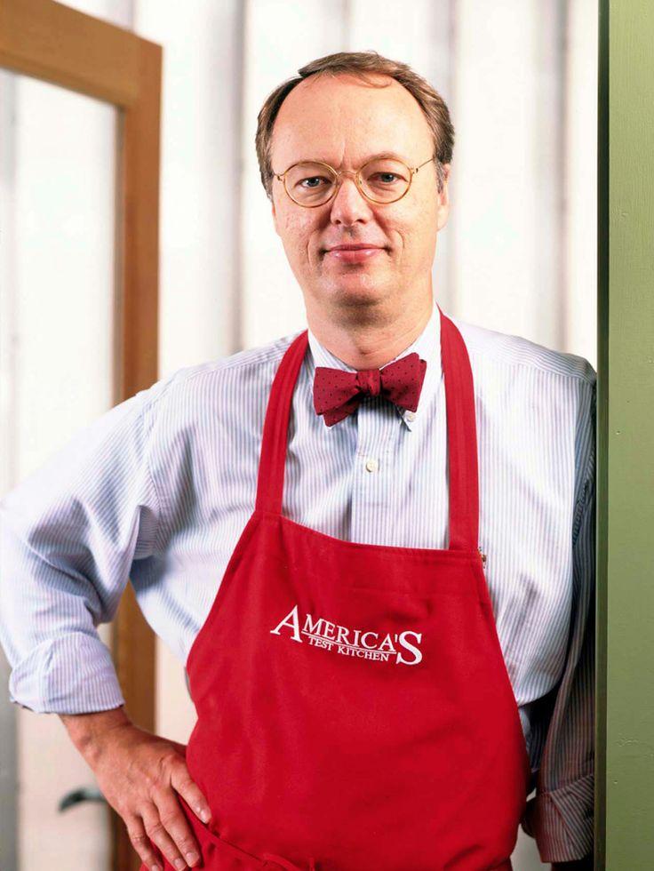 Chris Kimble Test Kitchen