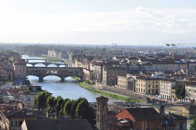 Florence, the Most Beautiful City in Italy