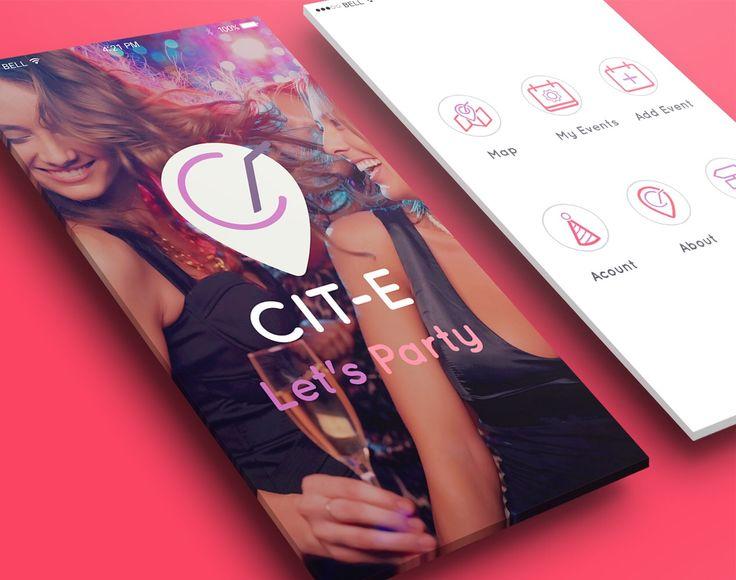 CIT-E app UI