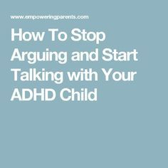 Many experiences of kids with ADHD are amplified or more intense than those of average kids.