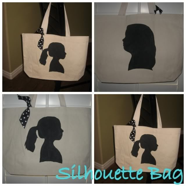 Love this silhouette project!