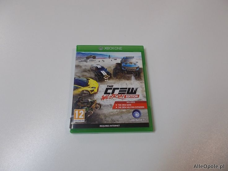 THE CREW Wild Of Run - GRA Xbox One - Opole 0462 (Opole)