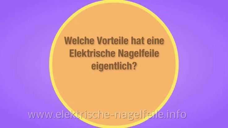 Elektrische Nagelfeile für Hand u. Fußpflege kaufen. http://elektrische-nagelfeile.info/ http://elektrische-nagelfeile.info/elektrische-nagelfeilen-perfekte-naegel/