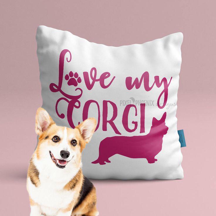 Download Love my Corgi, Corgi svg, Welsh Corgi svg, svg for Cricut ...