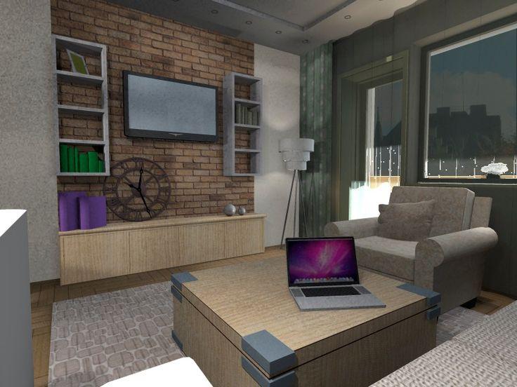 Квартира студия 15 м кв дизайн фото