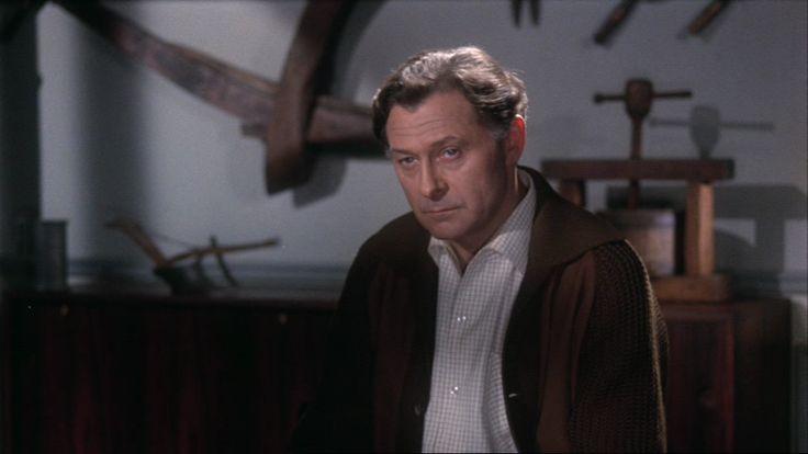 som Henrik Steenfelt, i Slottet fra 1964.