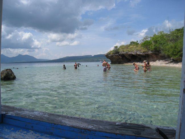 Menjangan Island North of Bali