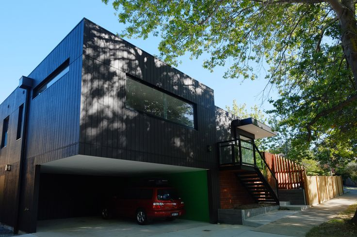 Modest House, Box Hill South. ITN Architects, Nigel Grigg